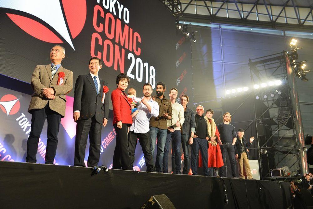 東京コミコン2018が開幕!